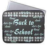 Back to School Teachers Students Classes Case Laptop Computer Sleeves