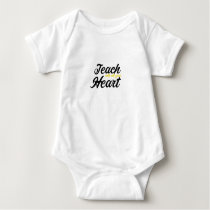 Back To School Teaching Gift - Teacher Baby Bodysuit