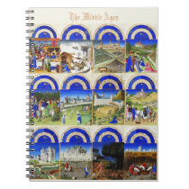 Back to school - The Middle Ages - Notebook