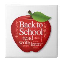 Back to School Tile