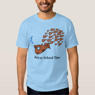 Back to School Time T Shirt