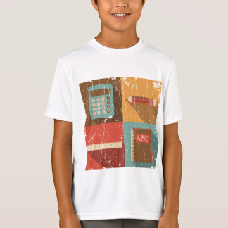 Back To School Tools (Hipster Style) T-Shirt