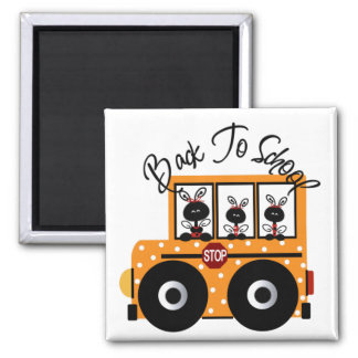 Back to School Tshirts and Gifts Fridge Magnets