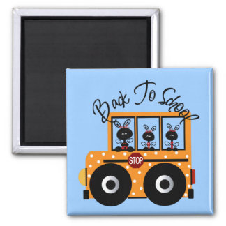 Back to School Tshirts and Gifts Magnets