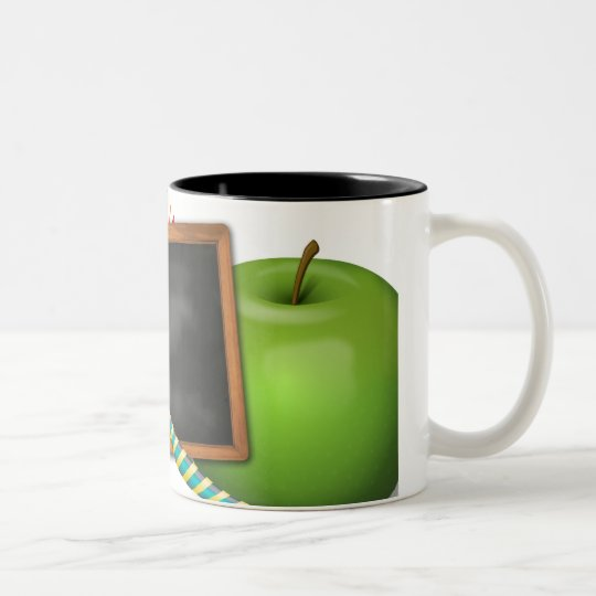 Back to school. Two-Tone coffee mug