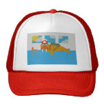 Back To School Wally Hats