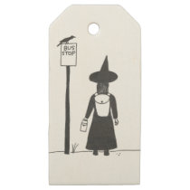 Back To School Wooden Gift Tags