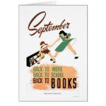 Back To School Work 1940 WPA