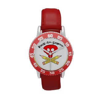 Back to School Wrist Watches