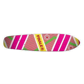 Back to the Finale Skate Board Deck