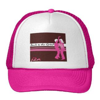 Back to the Grind Dancers Trucker Hat