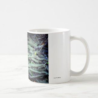 Back to the roots coffee mug