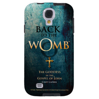 BACK TO THE WOMB™ - Logo - Samsung Galaxy S4 Case