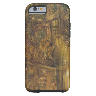 Back Water of the Bratford, 1864 (w/c and pencil o Tough iPhone 6 Case