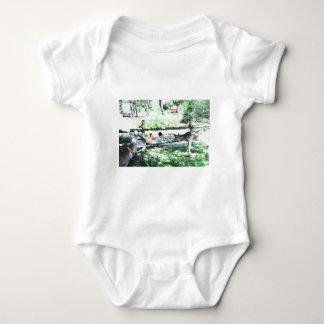 BACK YARD BUDDIES #2 INFANT CREEPER