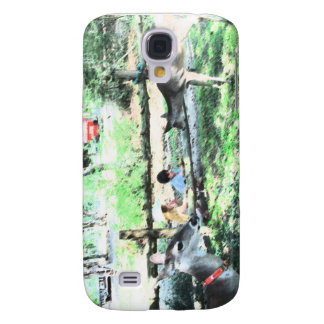 BACK YARD BUDDIES #2 iPHONE CASE Galaxy S4 Covers