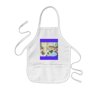 BACK YARD BUDDIES #7 COOKING APRON CHILD GIFT