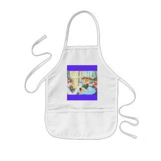 BACK YARD BUDDIES #7 COOKING APRON CHILD GIFT