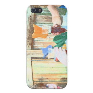 BACK YARD BUDDIES #7 iPHONE CASE 4G iPhone 5 Covers
