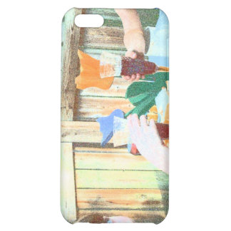 BACK YARD BUDDIES #7 iPHONE CASE 4G iPhone 5C Case