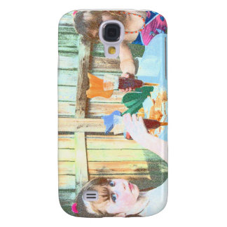 BACK YARD BUDDIES #7 PHON CASE G3 SAMSUNG GALAXY S4 CASE