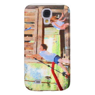 BACK YARD BUDDIES COLLECTION #1 SAMSUNG GALAXY S4 COVERS