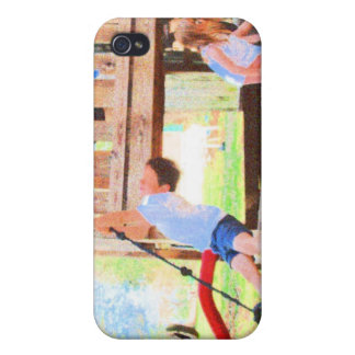 BACK YARD BUDDIES COLLECTION #1 iPhone 4/4S CASE