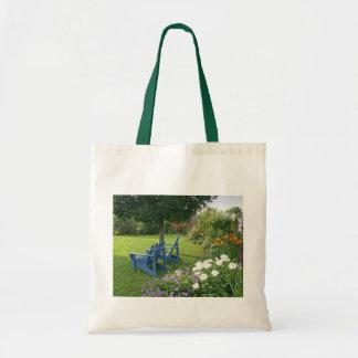 Back Yard Garden Tote Bag