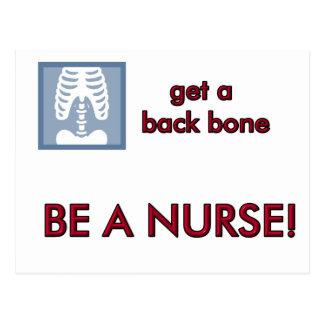 Backbone Post Card
