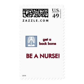 Backbone Postage Stamps