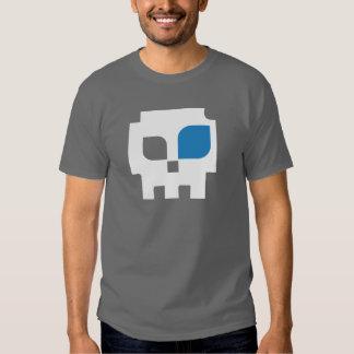 BackBox Linux - cráneo Camisas