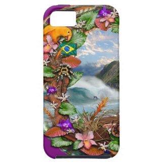 Backdoor Bliss limited edition iPhone SE/5/5s Case