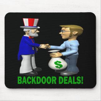 Backdoor Deals Mouse Pads