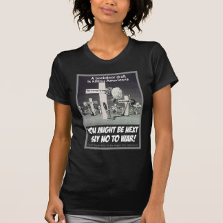 Backdoor draft is killing Americans Tee Shirt