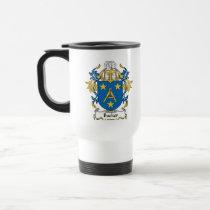 Backer Family Crest Mug
