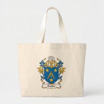 Backer Family Crest Bag
