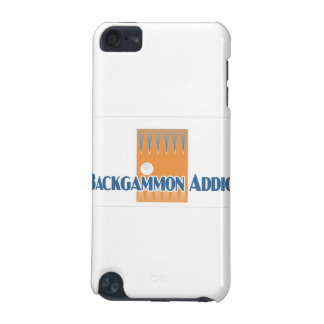 Backgammon Addict's iPod touch cases