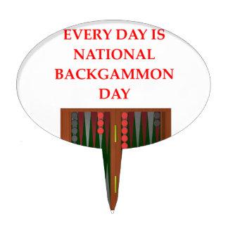 backgammon palillos de tarta