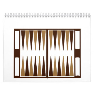 Backgammon Calendar