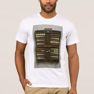 Backgammon game board T-Shirt
