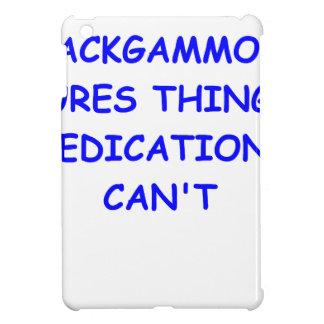 BACKGAMMON iPad MINI COVERS