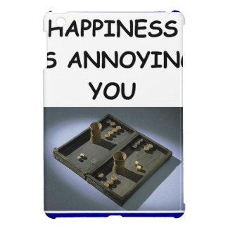 backgammon iPad mini case