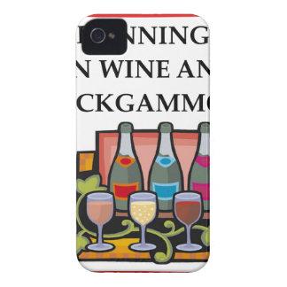BACKGAMMON iPhone 4 CASE