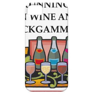 BACKGAMMON iPhone SE/5/5s CASE