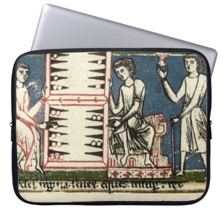 Backgammon Computer Sleeves