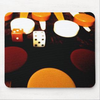 Backgammon Mouse Pad