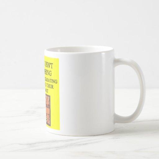 BACKGAMMOn player Classic White Coffee Mug