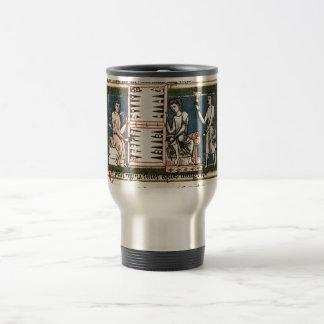 Backgammon Travel Mug