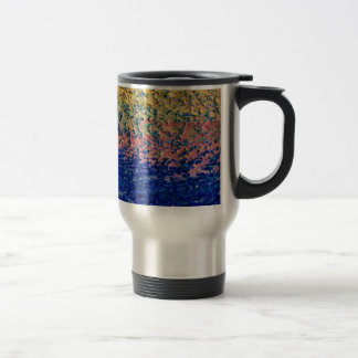 Backgeound Travel Mug