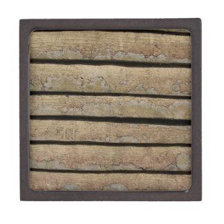 backgrond de madera cajas de joyas de calidad